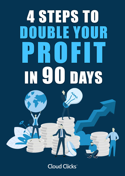 eBook 4 steps to double your profit in 90 days
